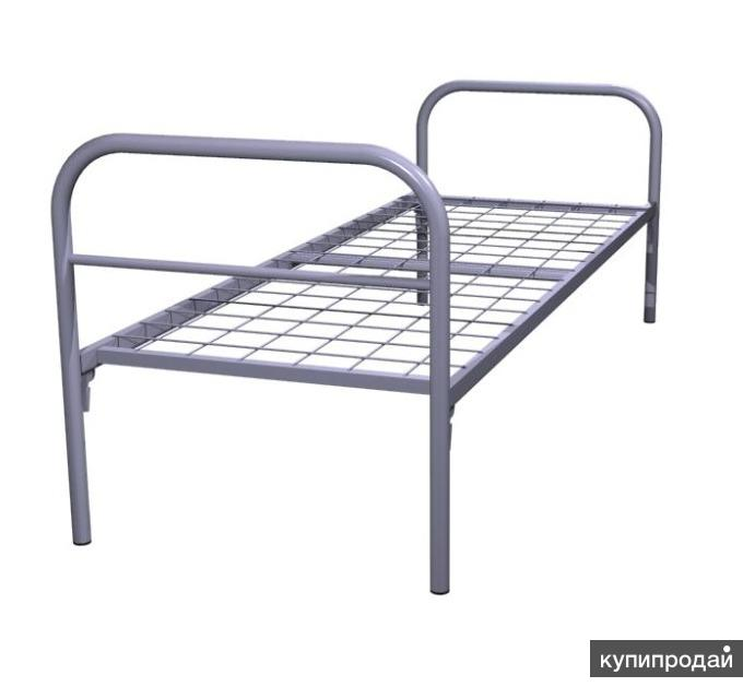 Кровати металлические для рабочих, кровати дешево, кровати по низким ценам