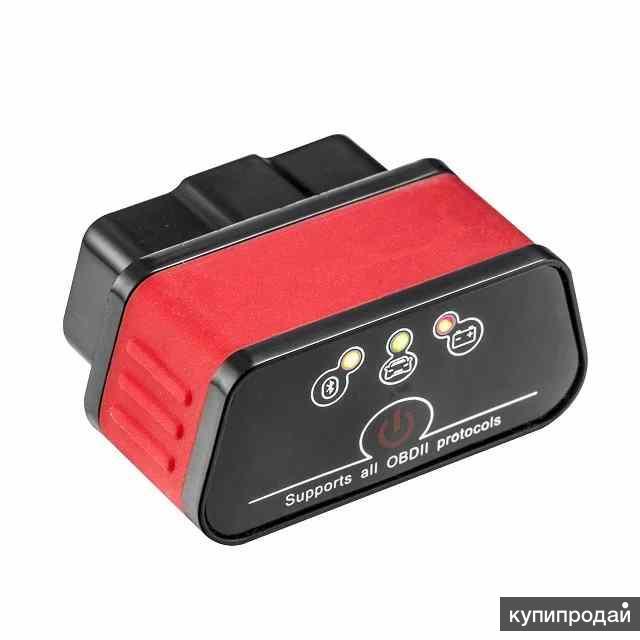 """Универсальный сканер Roadgid S6 Pro - полноценный """"сервисный  центр"""" в кармане"""