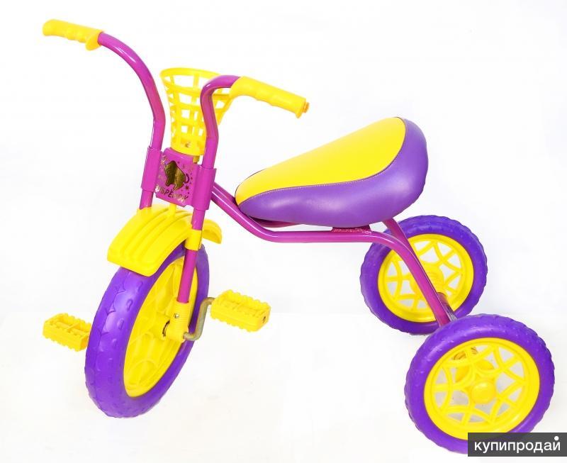 Как сделать трёхколёсный велосипед детский 486