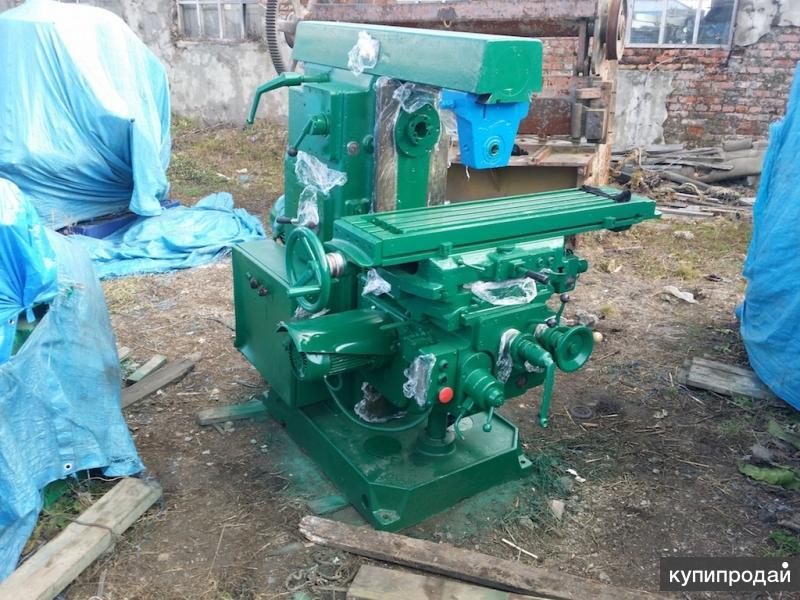 Фрезерный станок 6Р81 продам, Владивосток.