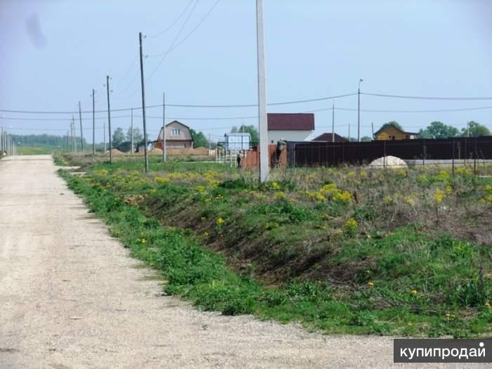 Земельный участок в поселке Орлиные Холмы