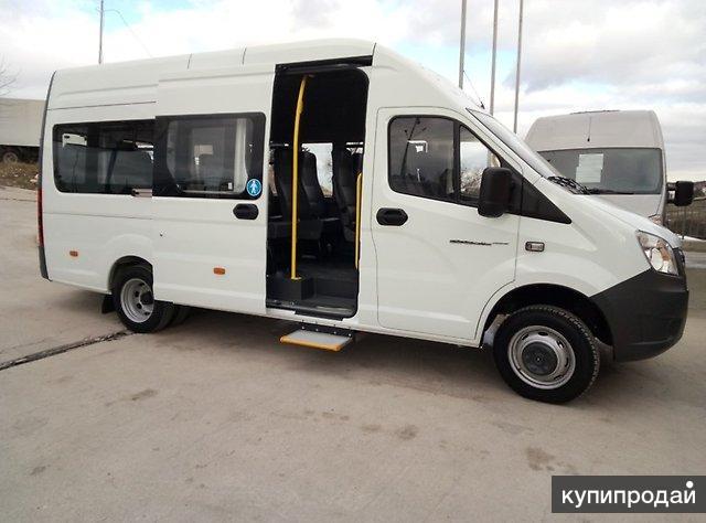 ГАЗ-A65R35 Автобус ГАЗель NEXT ЦМФ (16+1 мест)