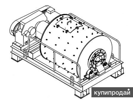 МШ-1 - шаровая барабанная мельница от производителя