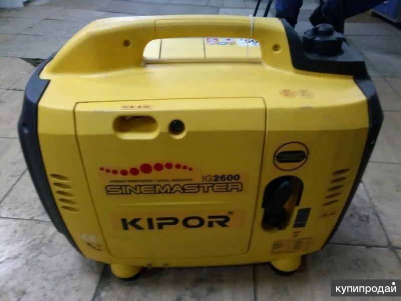 Бензогенератор Kipor IG2600