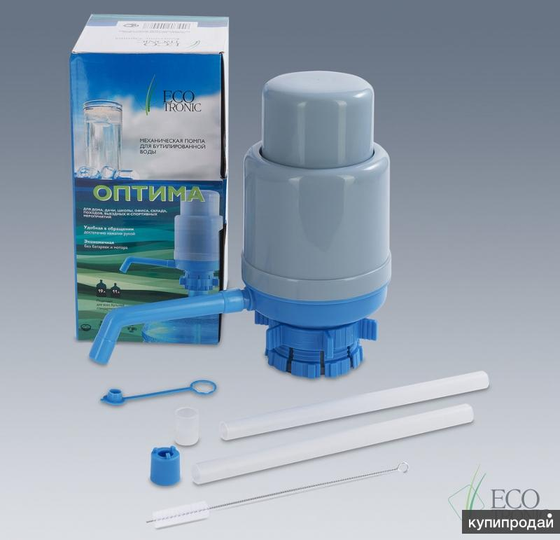 Помпа механическая для воды Ecotronic PM-8081