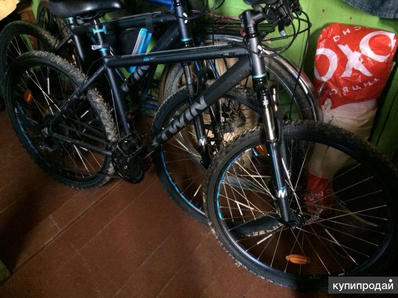 Велосипед Btvin rockrider 500М