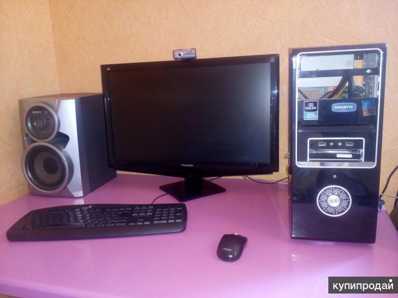 Продаю компьютер и монитор