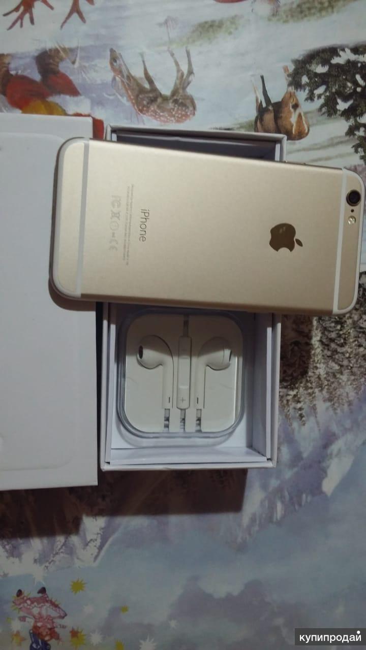 Продается новый айфон 6 (64гб)