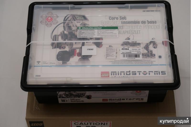 Конструктор Lego Mindstorms Education ev3 45544