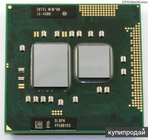 Процессоры для ноутбуков Intel Core i3-i5-i7