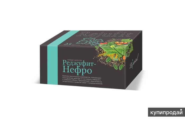 Нефро, чай
