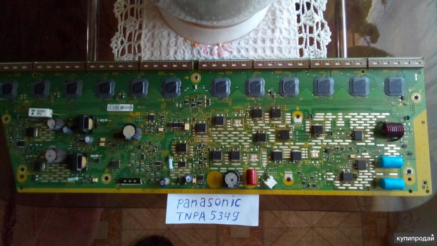 Плата TNPA5349AB от телевизора Panasonic