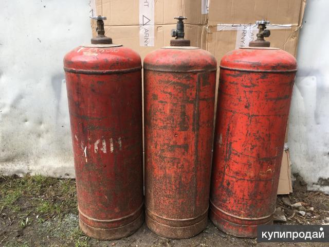 Куплю исправные газовые баллоны 50 л б/у