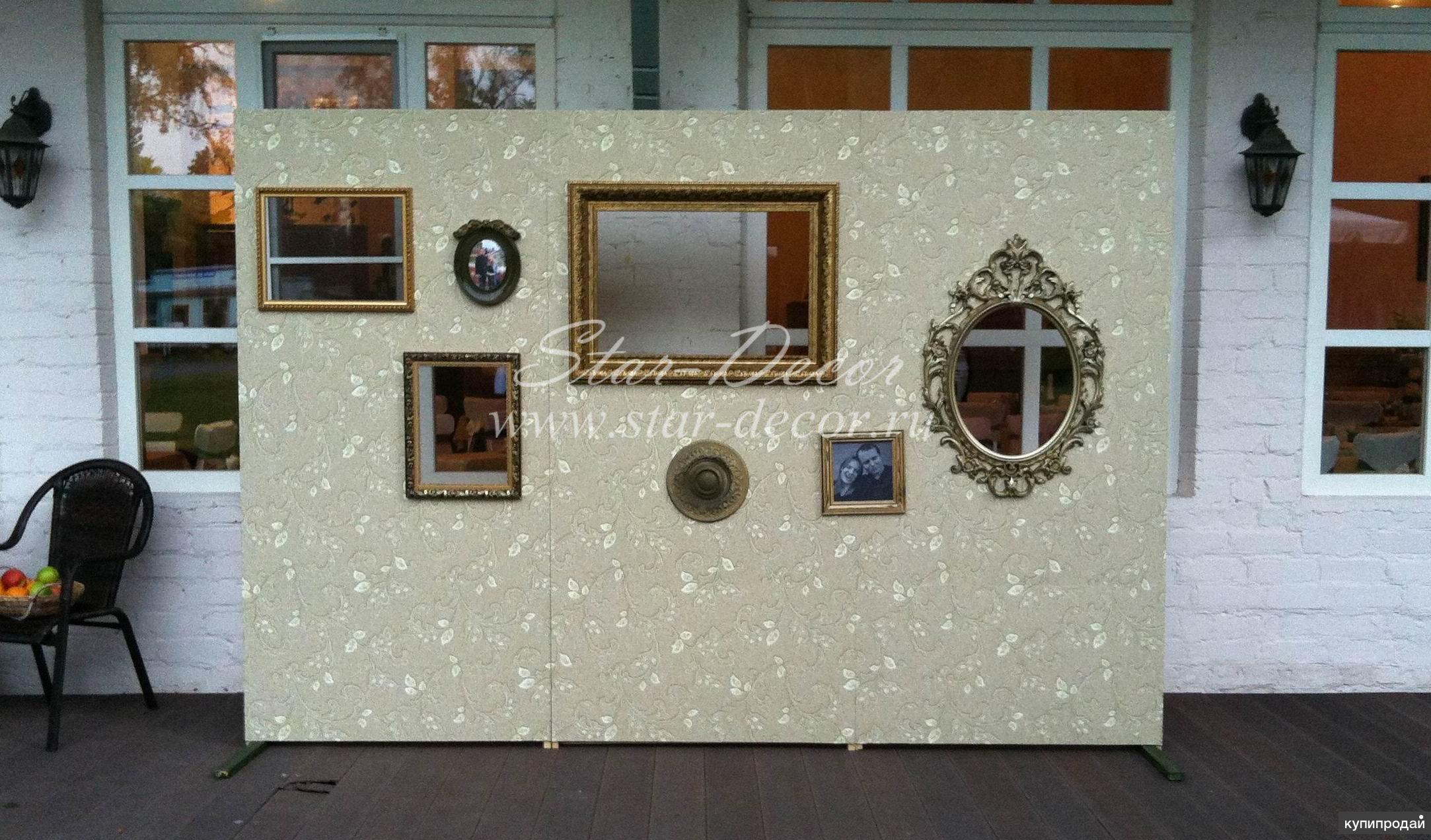 Фото стена на свадьбу
