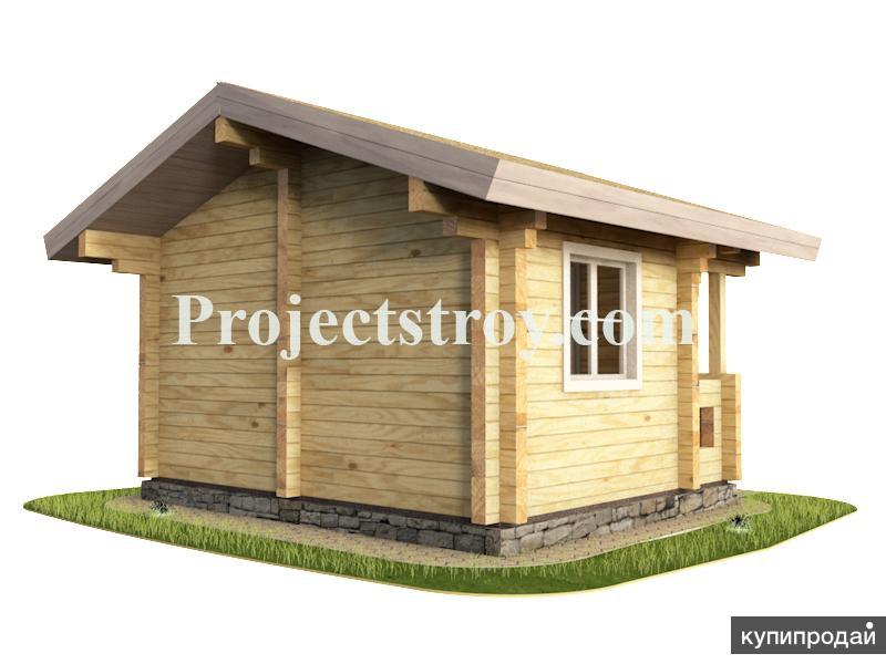 Проектирование, изменение проектов деревянных домов, бань