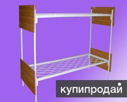 Металлические двухъярусные кровати для общежитий, кровати для са