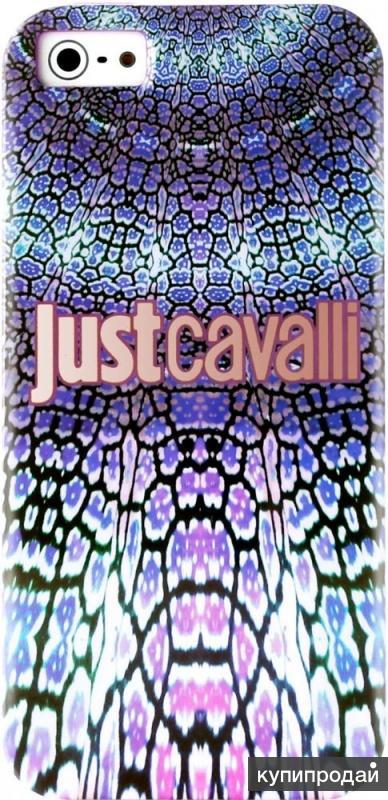 Клип-кейс Just Cavalli Wild Mandala для iPhone 5/5S