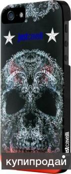 Клип-кейсы Just Cavalli Skull для iPhone 5/5S