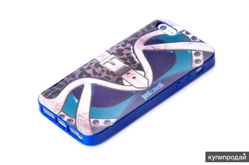 Клип-кейсы Just Cavalli Стиль для iPhone 5/5S