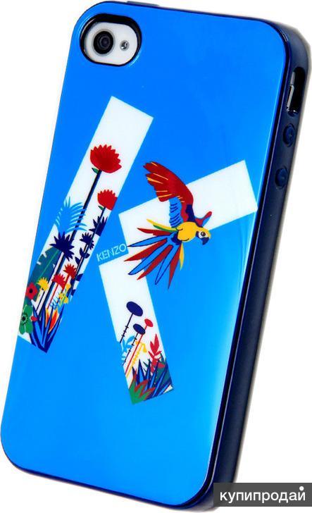 Чехол накладка Kenzo для iPhone 5 / 5s