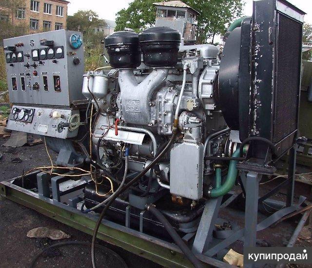 Продам советские дизель- генераторы