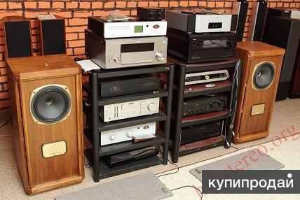Выкуп аудиотехники hi-fi