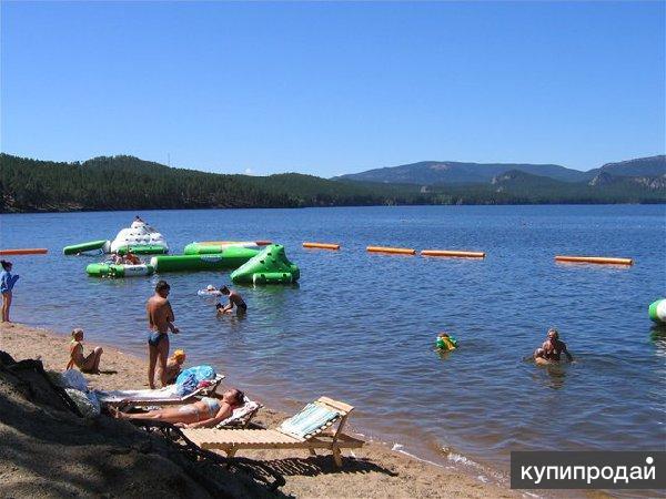 Голубые озера Башкирии