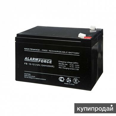 Аккумуляторная батарея 3.6 ALARMFORCE