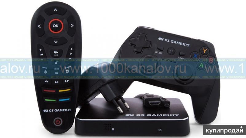 GS Gamekit игровая консоль «Триколор ТВ»