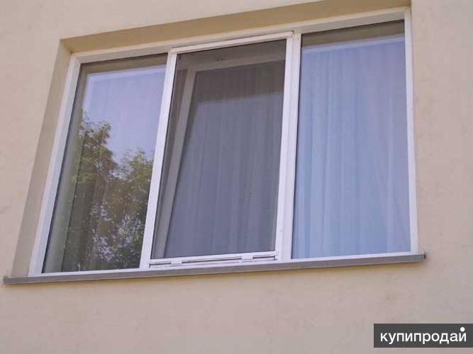 Москитная сетка  на пвх окна