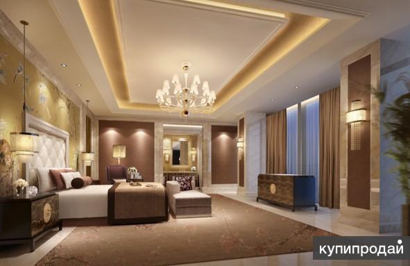 Элитный ремонт квартир в Москве и Подмосковье