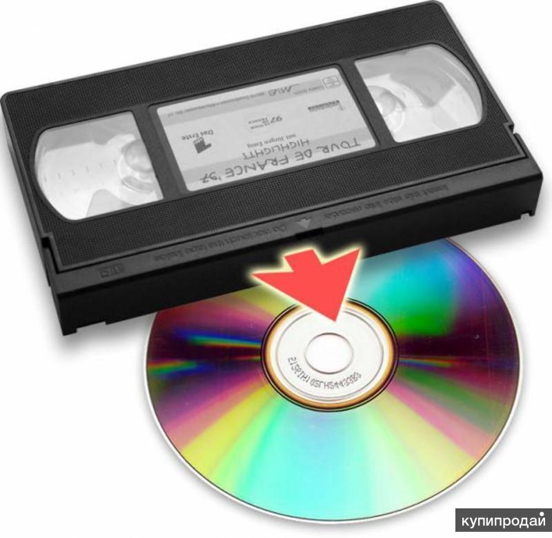 Оцифровка кассет