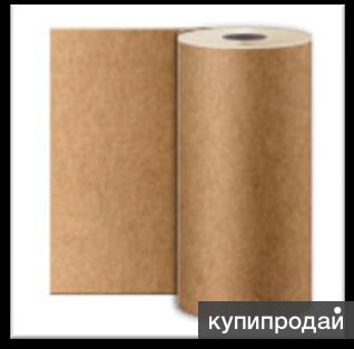 Бумага Крафт мешочная ф. 84 пл. 78г/м2