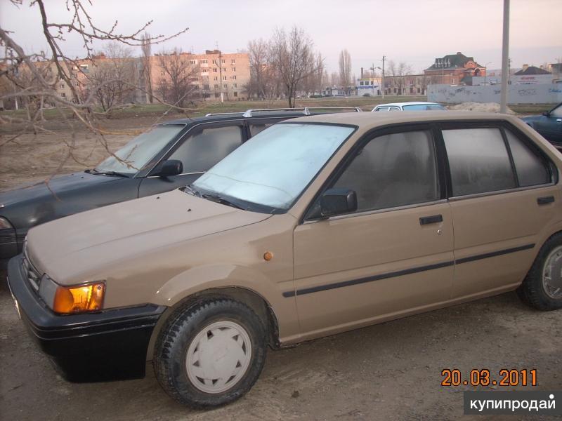 Nissan Sunny, 1990-продаю