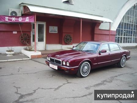 Jaguar XJ6 Long