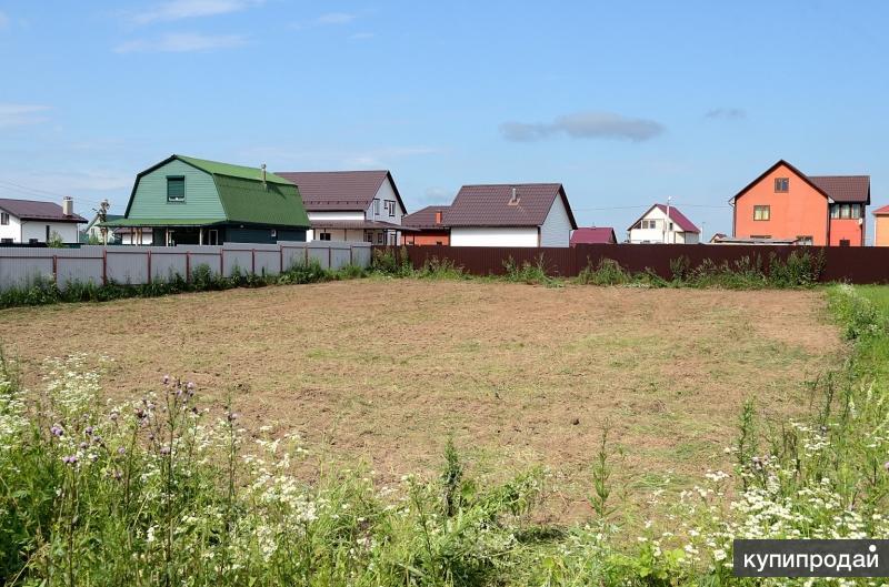 Продам земельный участок 12 соток 75 км. по Калужскому или Киевскому шоссе.