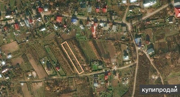 Участок село Шеляухово