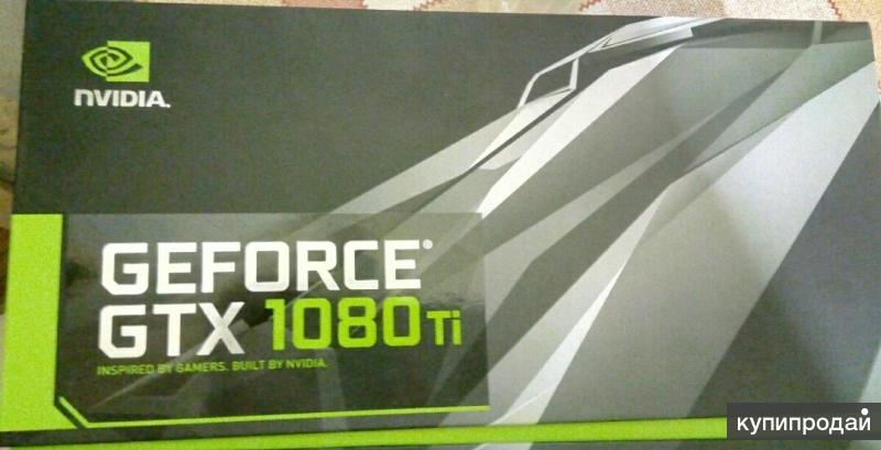 GeForce Gtx 1080ti, видеокарта