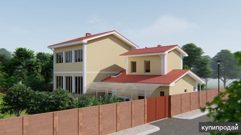 Строительство домов и коттеджей под ключ в Севастополе