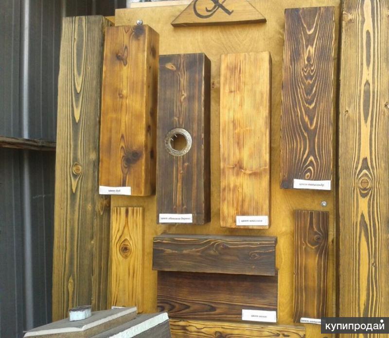Изготовление фальшбалок и мебели под старину.