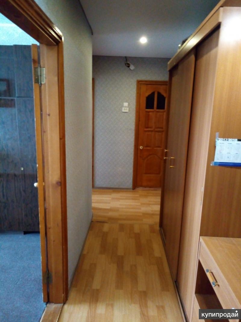 Сдается 3-комнатная квартира