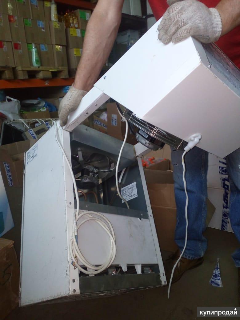 Машина холодильная моноблочная