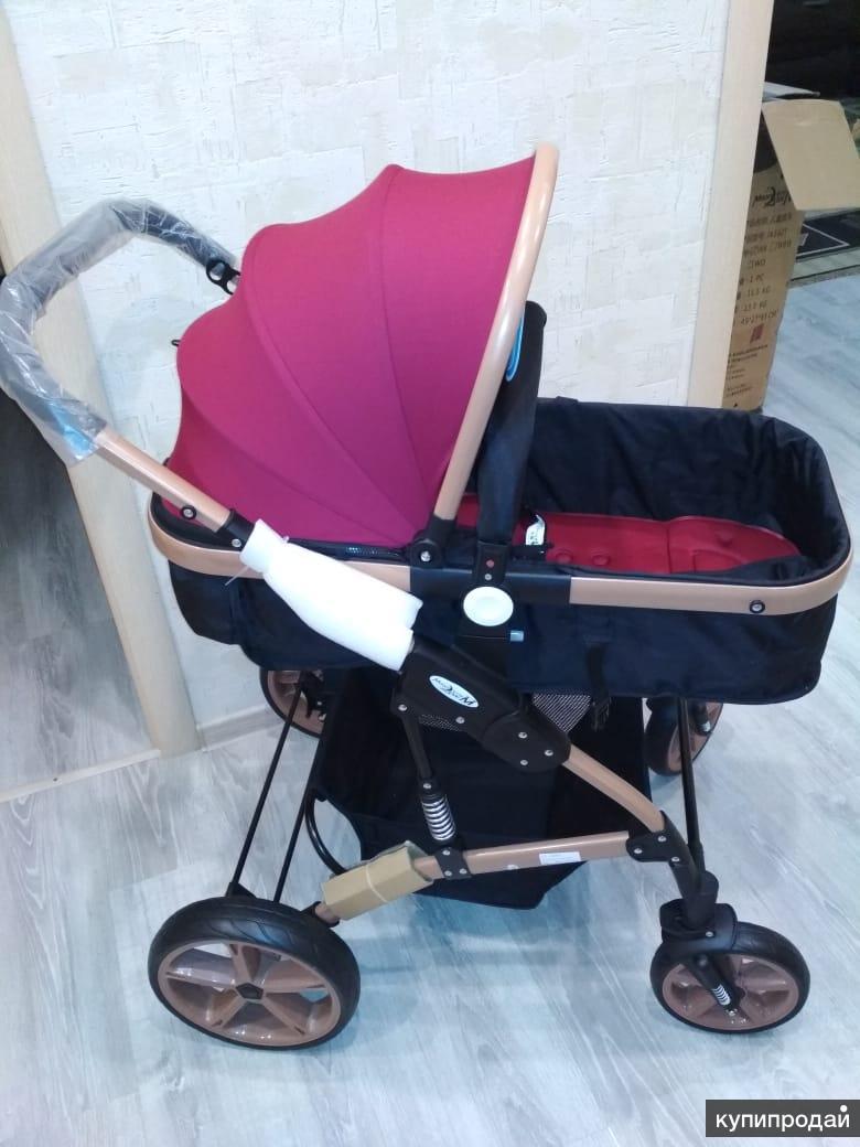 Детская коляска 3 в 1 трансформер