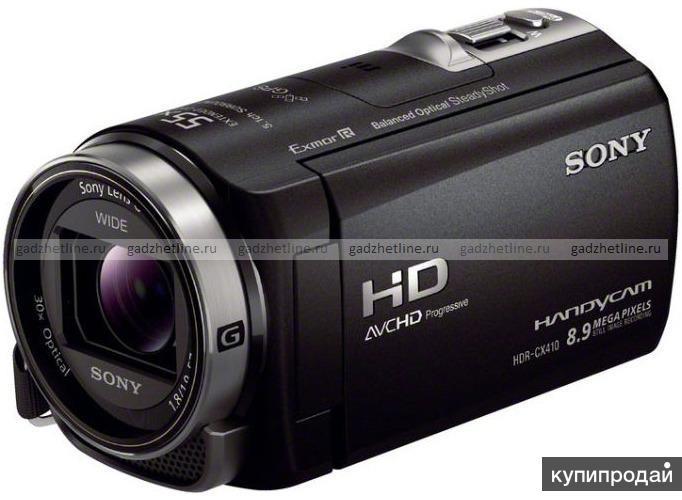 Видеокамера Sony HDR-CX410VE