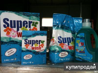 Немецкий стиральный порошок Superwash.