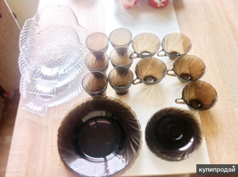 Посуда идеальна для дачи