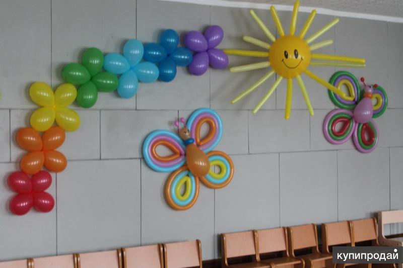 Как украсить зал в детском саду своими руками
