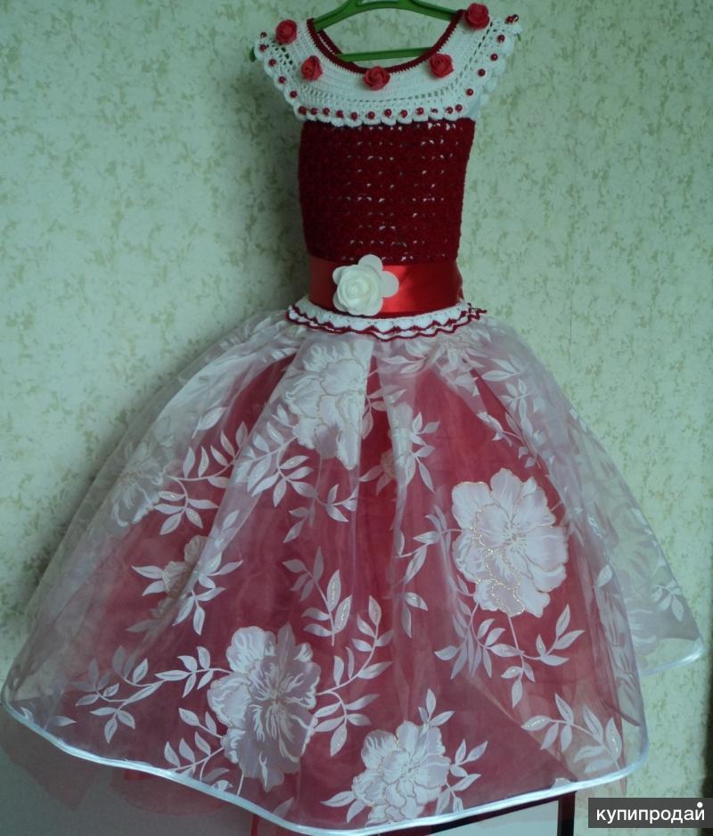 Продаю платья ручной работы