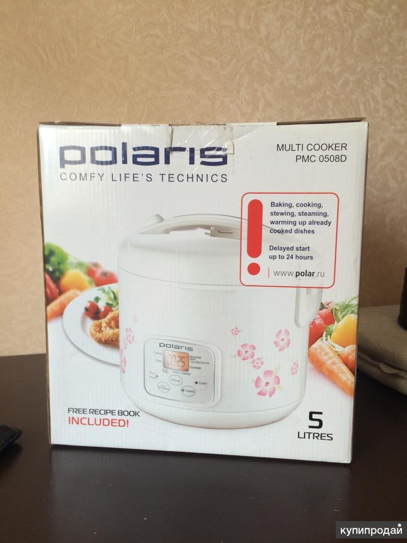 Рецепты в мультиварке поларис 0508