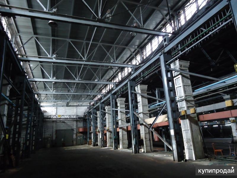 Производственная  база, 6300 м²